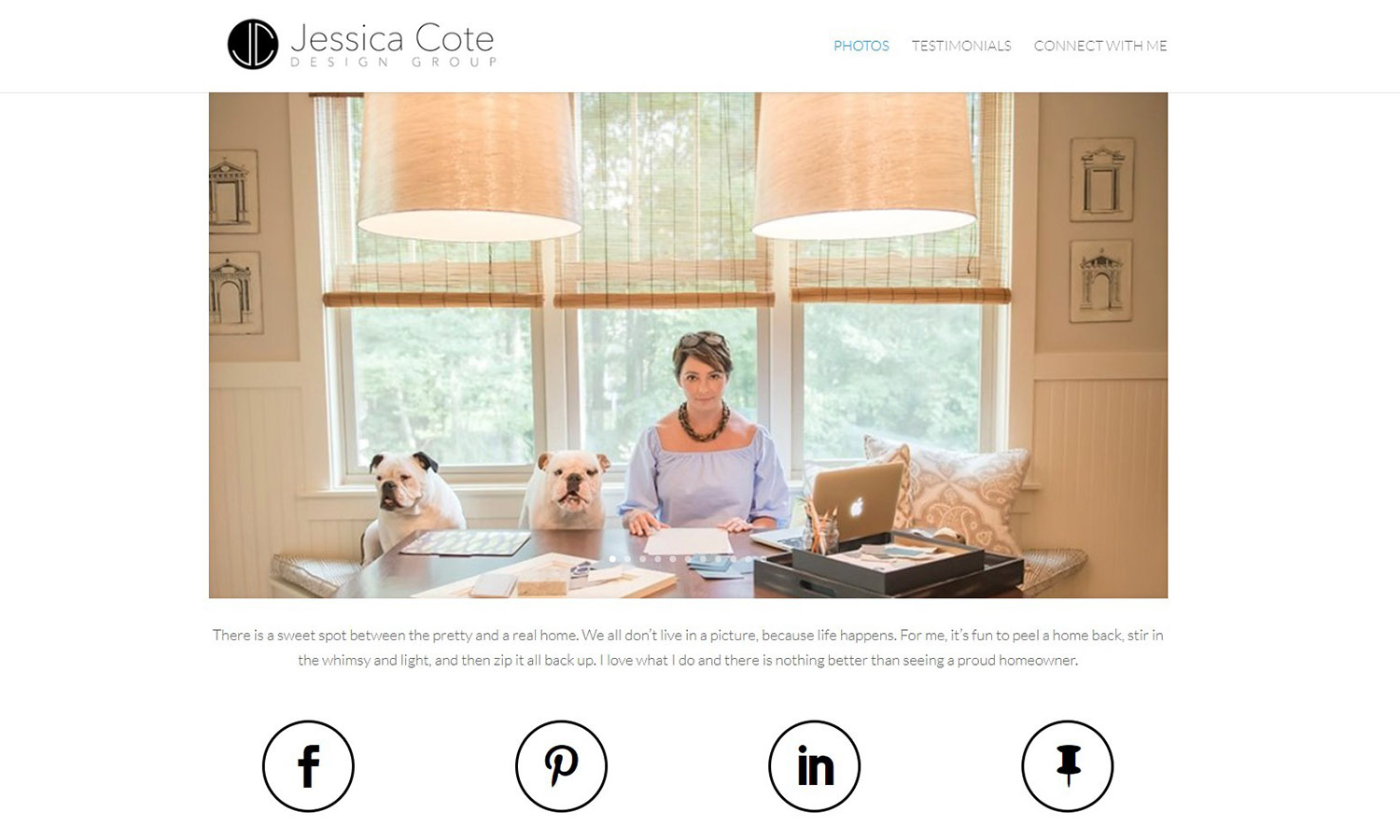 Website Design The Brilliant Assistant Cary Apex Holly