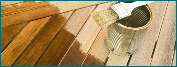 Staining And Refinishing In Apex Cary Fuquay Varina