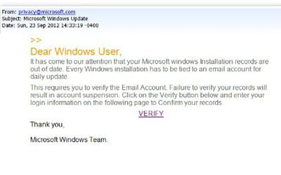 Microsoft is NOT Asking You For Your Password!