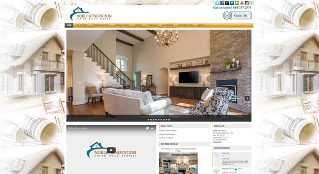 Web Design Holly Springs NC