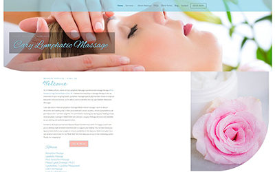 New Site: Cary Lymphatic Massage